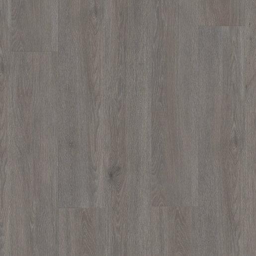 Quick Step: Silk Oak Dark Grey Luxury Vinyl Flooring