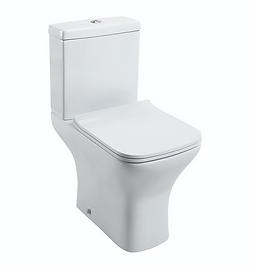Fair Close Coupled Pan & Cistern - Slimline Seat
