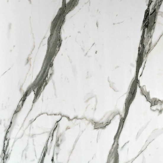 Showerwall Cladding - Bianco Carrara