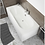 Thumbnail: HILTON DOUBLE ENDED STRAIGHT BATH 1700X800MM