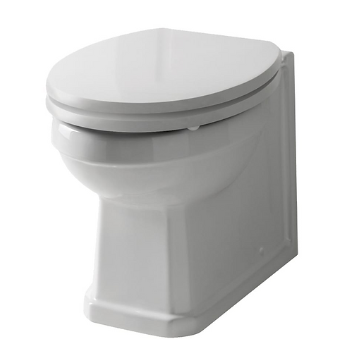 Astley BTW WC Pan and Soft Close Seat