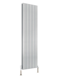 ALCO ALUMINIUM RADIATOR - 1800 X 400 WHITE