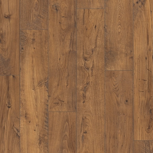 Quick Step:  Reclaimed Chestnut Antique Oak Planks Laminate Flooring