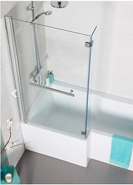 Tetris Shower Bath Screen
