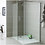 Thumbnail: Koncept Wet Room Screen - 1000mm