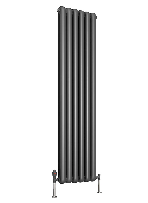 CONEVA RADIATOR - 1500 X 510 ANTHRACITE