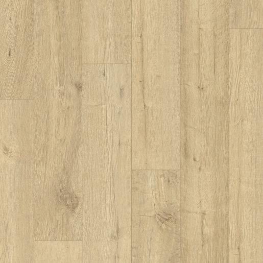 Quick Step: Impressive Sandblasted Oak Natural Laminate Flooring