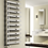 Thumbnail: CAVO 530 X 500 BRUSHED STAINLESS STEEL TOWEL RAIL