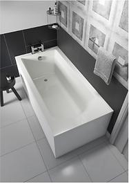 UNO STRAIGHT STANDARD BATH 1700X700MM
