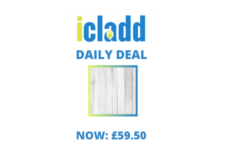 Guardian Modern Light Wood Effect PVC Wall Panels