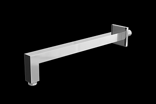 Square Shower Arm 90 Degrees Angle