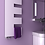 Thumbnail: ELLA 500 X 1200 WHITE DESIGNER RADIATOR
