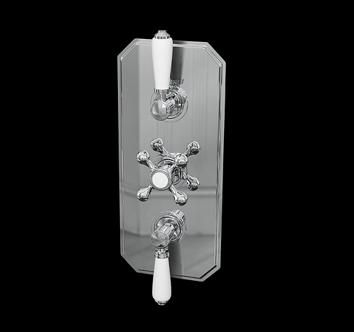 Tudor Triple Traditional Concealed Valve (Dual Function)