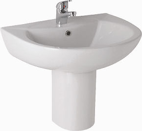 G4K 545mm 1th Basin and Semi-Pedestal