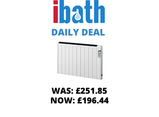 DEAL OF THE DAY: ARLEC ELECTRIC PANEL RADIATOR - 1250W