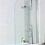 Thumbnail: Shower Bath Screen Radius w/ Extension Panel (1400x1000)