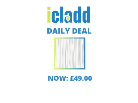 DEAL OF THE DAY: WHITE STRINGS