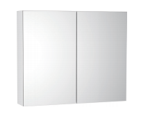 Mirror Cabinet 900mm - Icladd Solid PVC Furniture
