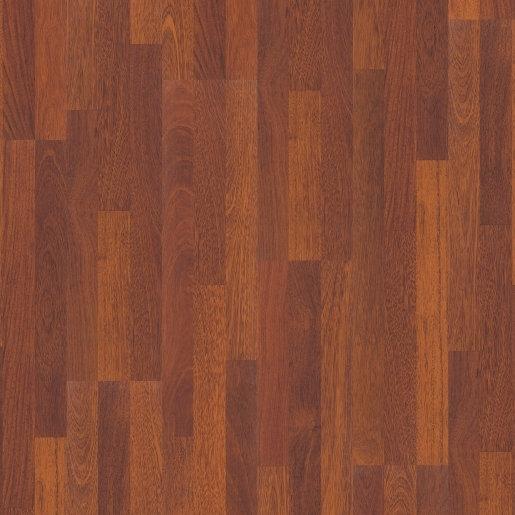 Quick Step: Classic Enhanced Merbau 3 Strip Laminate Flooring