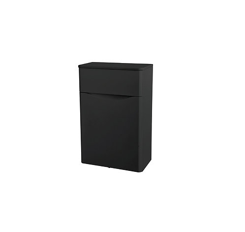 Cayo WC Unit with Concealed Cistern - Anthracite