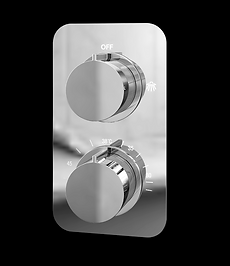Moderno Thermostatic Concealed Shower Valve (Single function)