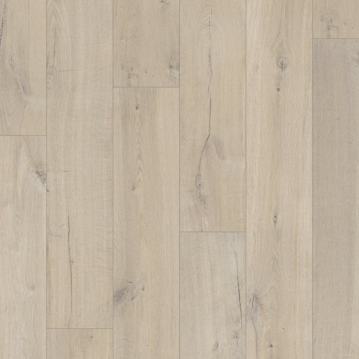 Quick Step: Impressive Ultra Soft Oak Light Laminate Flooring