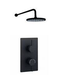 Nero Round Shower Option 2