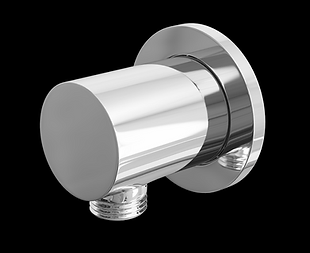 Round Brass Elbow Outlet
