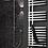 Thumbnail: FELINO 500 X 1200 CHROME DESIGNER RADIATOR
