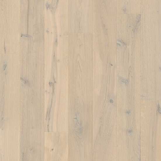 Quick step - Glacial oak extra matt