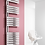 Thumbnail: SCALO 500x1120 BRUSHED STAINLESS STEEL TOWEL RAIL
