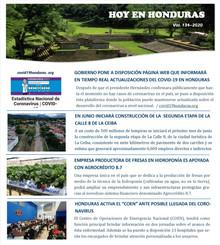 Hoy en Honduras/Honduras Today