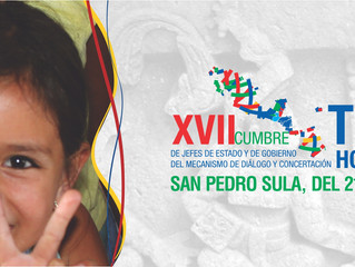 XVII CUMBRE DE TUXTLA