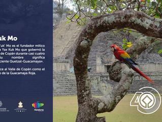 El Sitio Maya de Copán celebró el 02 de septiembre el 40 aniversario como Patrimonio de la Humanidad