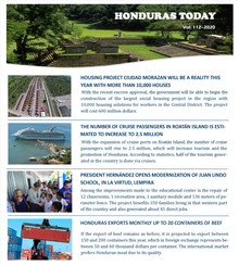 Hoy en Honduras / Honduras Today