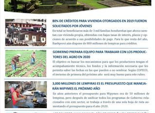 Hoy en Honduras / Honduras Today.
