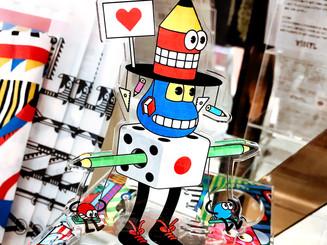 東京駅エキナカに美術雑貨店オープン!