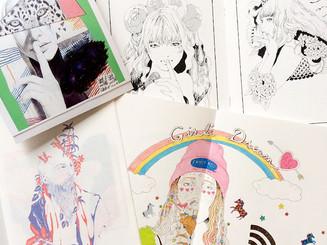 グループ展 LOVE DRAWING vol.02