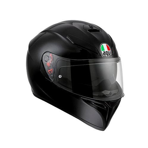 Moto helma AGV K3 SV E2205 MONO - BLACK