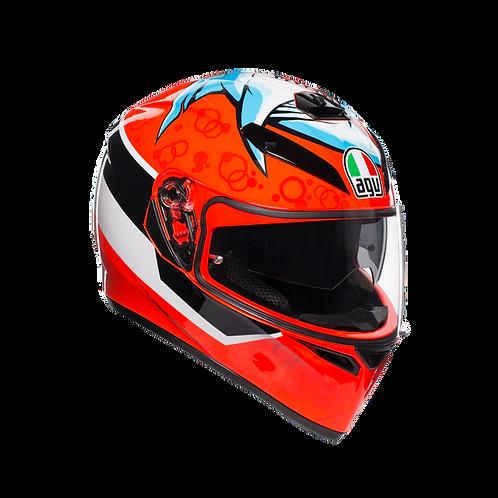 Moto helma AGV K-3 SV E2205 MULTI - ATTACK