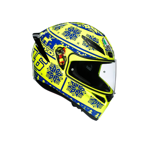 Moto helma AGV K1 TOP ECE2205 - WINTER TEST 2015