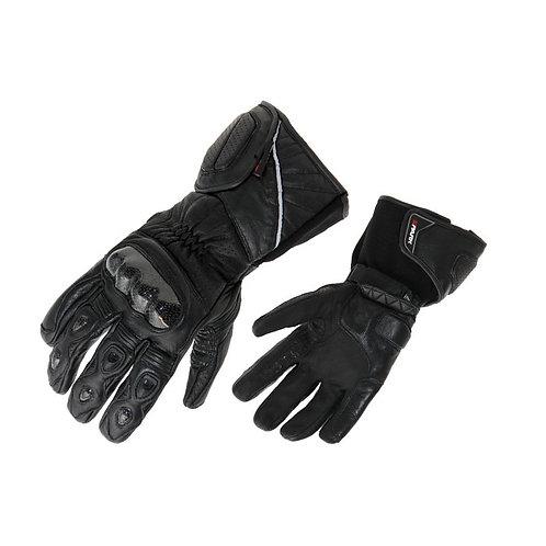 Kožené rukavice SPARK Arena, čierne