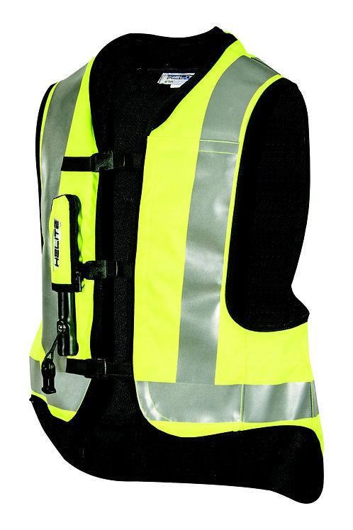 Airbagová vesta HELITE, reflexná