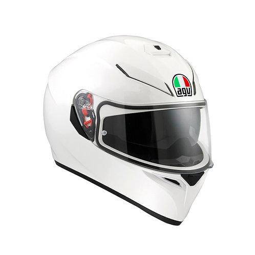 Moto helma AGV K-3 SV E2205 MONO - WHITE