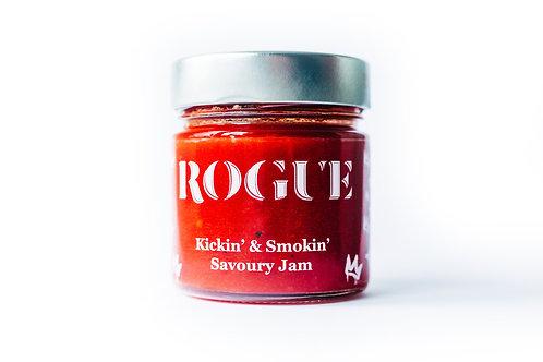Kickin' & Smokin' Savoury Jam