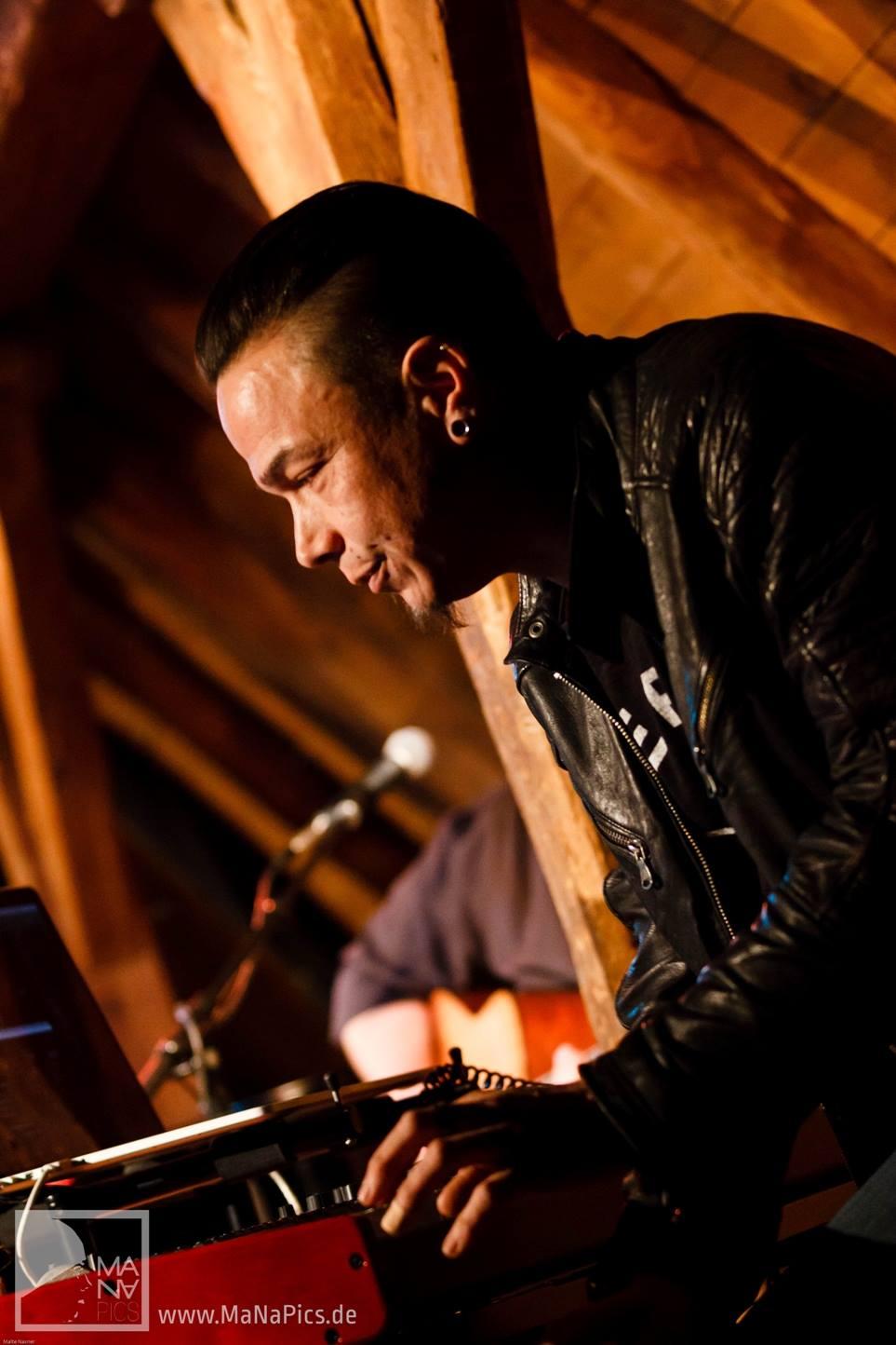Matthias Monka record release 2017 Kito Bremen