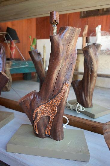 Adorno de madera