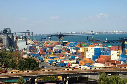 Ukrainian Export Port of Odessa.jpg