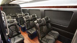 Luxury Executive Sprinter Van Services