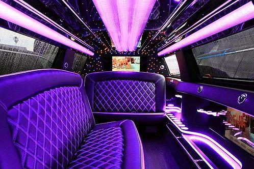 10-12 passenger Sprinter Limousine Van